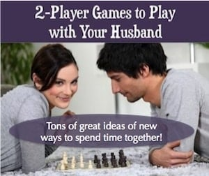 20 Two Player Games to Play with Your Husband