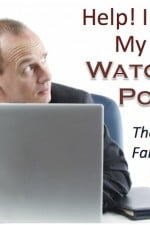 Do you keep the secret if you catch your dad--or another married relative--watching porn? Some thoughts on how to stop the cycle of lies in families.