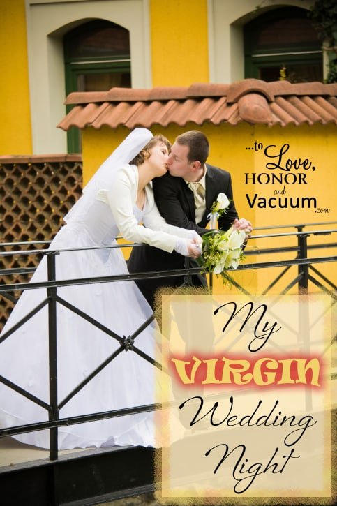 Virginity on wedding night