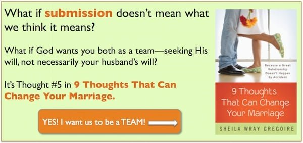 9 Thoughts Thought 5 - Wifey Wednesday: Are You a Spouse or an Enabler?