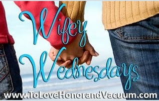 WWbutton - Wifey Wednesday: When Mr. Clean Marries Mrs. Messy