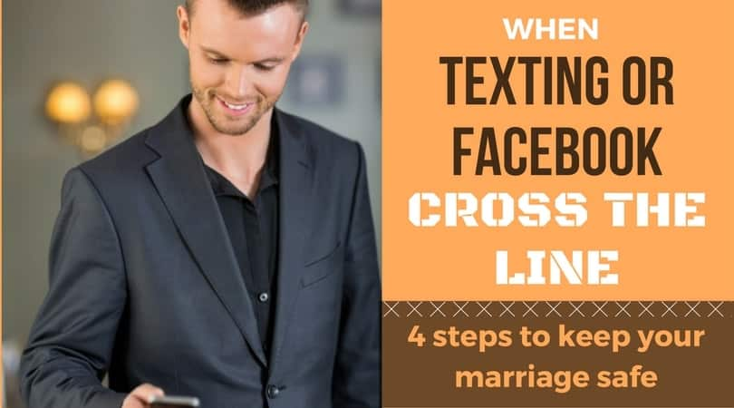 Wifey Wednesday: When Texting/Facebook Cross the Line
