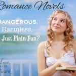 Romance Novels Are Dangerous 150x150 - 10 Suggestions for An Awesome Summer Reading List
