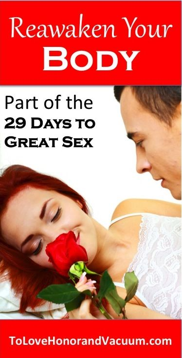 Awaken Your Body: Day 5 of the 29 Days to Great Sex series!