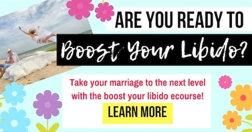 Boost Your Libido 500 - Wifey Wednesday: Is That All He Ever Thinks About?