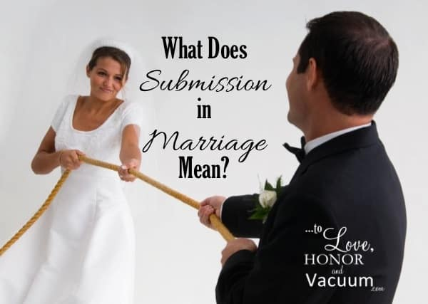Wifey Wednesday: What Does Submission in Marriage Mean?