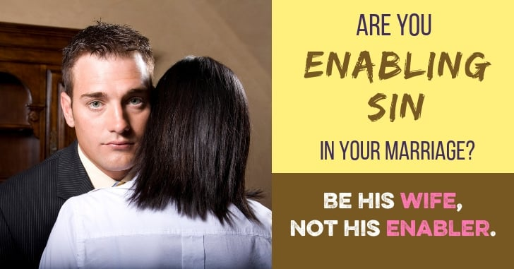 FB Dont Enable Sin - Are Expectations in Marriage Wrong? 3 Things You Should Expect from Your Spouse