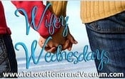 WWbutton175 - Wifey Wednesday: How Do I Stop Being a Jealous Wife?