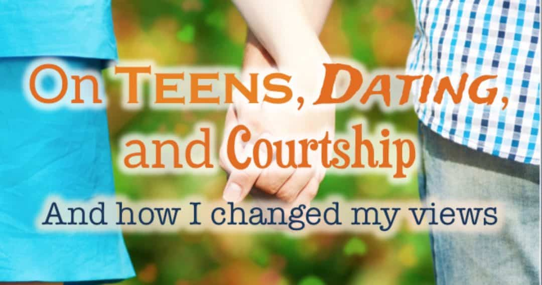 Teens, Dating, And Courtship