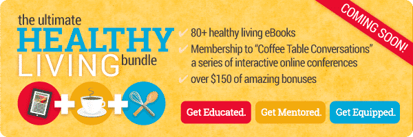 healthy living bundle 600x200 - More on Perimenopause, Where I'm Speaking, and Other Cool Stuff!