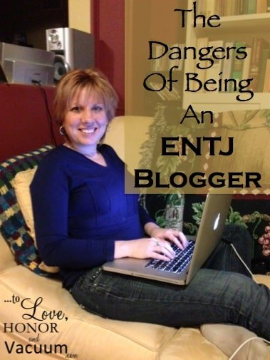 The Pitfalls of Being an ENTJ Blogger