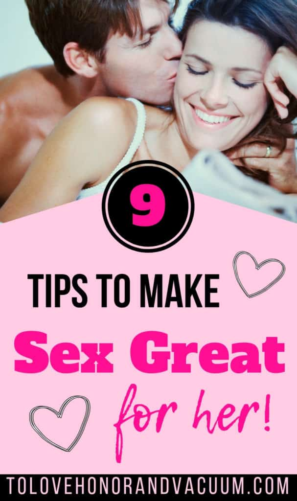 PIN make sex great for her 607x1024 - Wifey Wednesday: 9 Tips For Great Sex For HER This New Year