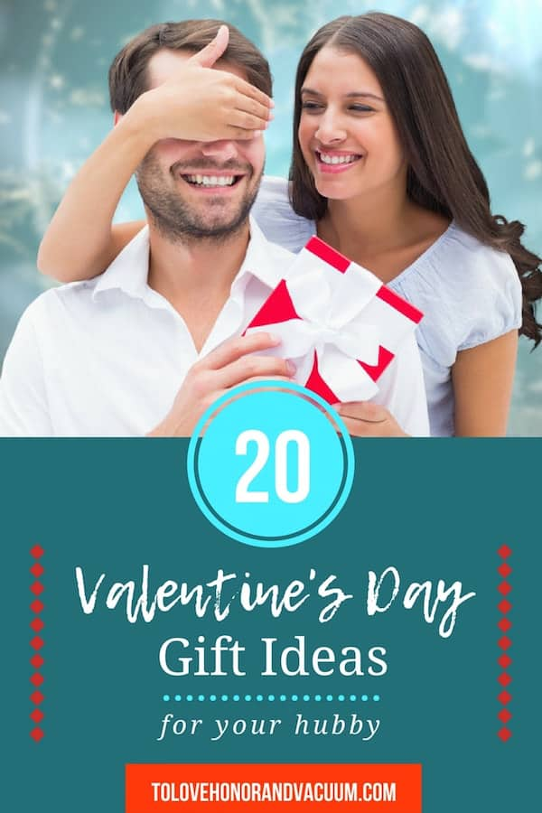 Valentine's Day Gifts for Your Husband | Awesome ideas for sexy Valentine's Day gifts, yummy Valentine's Day Gifts, and more gifts your husband will love!