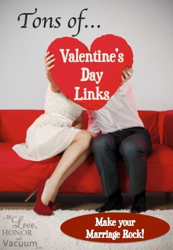 Tons of Valentine's Day Links