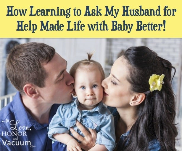 Asking for Help from Husband - Learning to Ask My Husband for Help