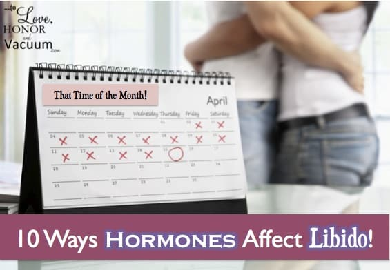 Top 10 Things To Know About How Hormones Affect Libido