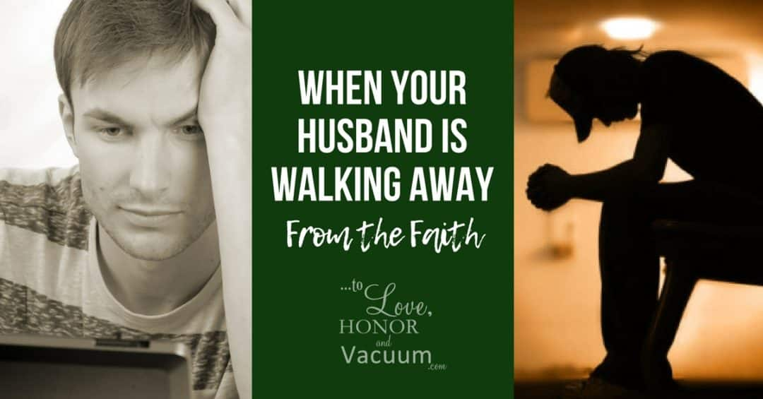 FB when husband walks away from faith - PODCAST: Is the Church Driving You Away from Jesus?