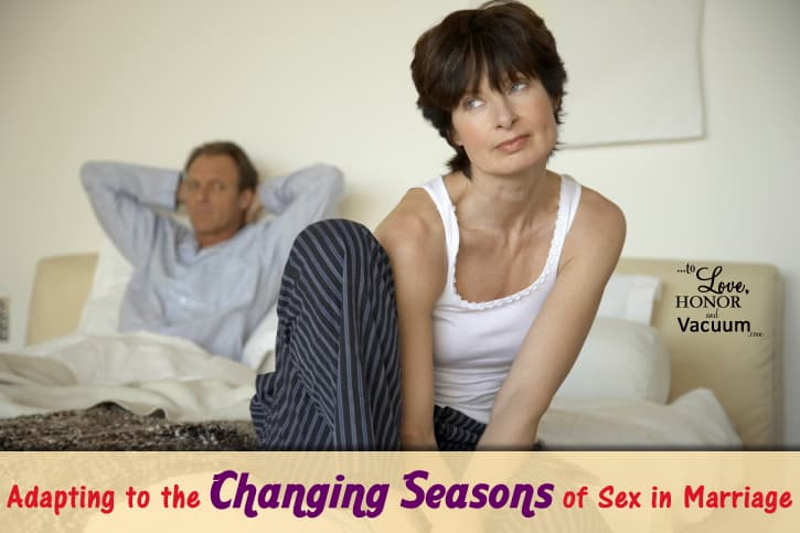 Adapting to the Changing Seasons of Sex in Marriage