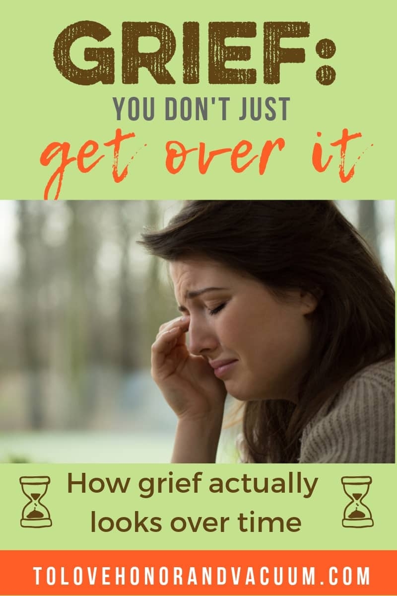 Grief Dont Get Over It - Grief: Does Time Really Heal All Wounds?