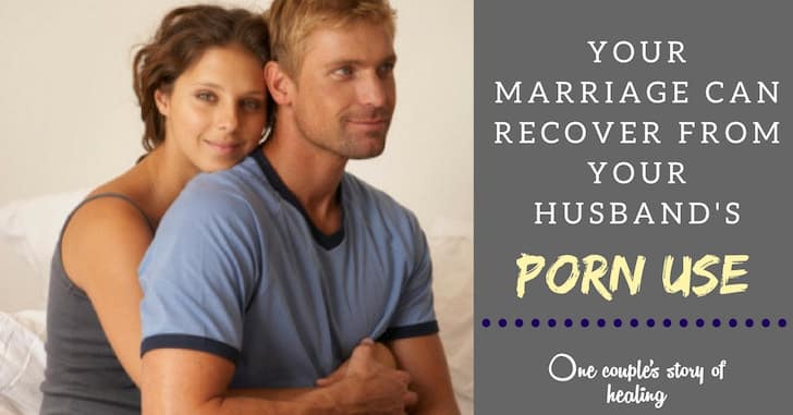 Wifey Wednesday: You Can Recover from Your Husband's Porn Use
