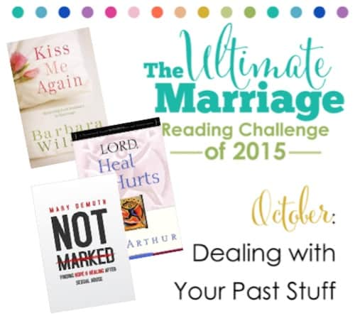 October Reading Challenge Books - October Ultimate Marriage Reading Challenge!