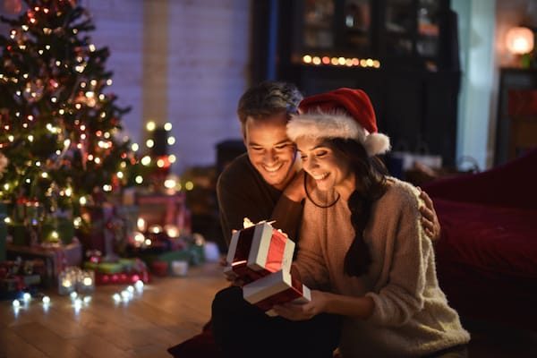 Couple Christmas - Creating Christmas Traditions When You Don't Have Kids