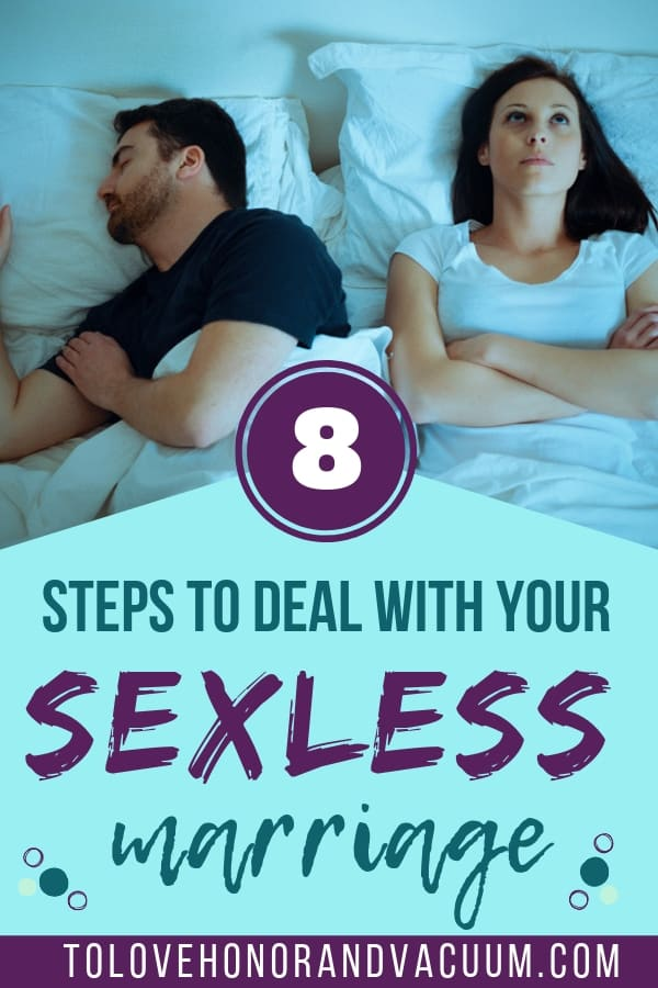 Sexless Marriage Question - Reader Question: Do I Have To Live with a Sexless Marriage?