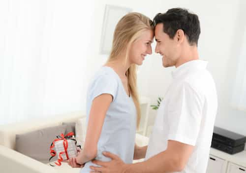 Buy him a gift--one of 10 things you can do for your husband in just 10 minutes!