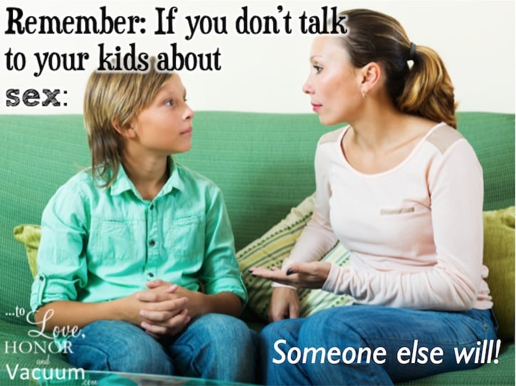 If You Dont Talk to Your Kids About Sex - Top 10 Reasons to Talk to Your Kids About Sex