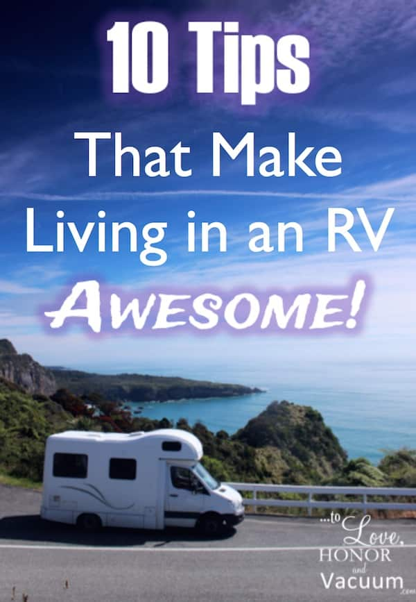 Rv living on the road sex
