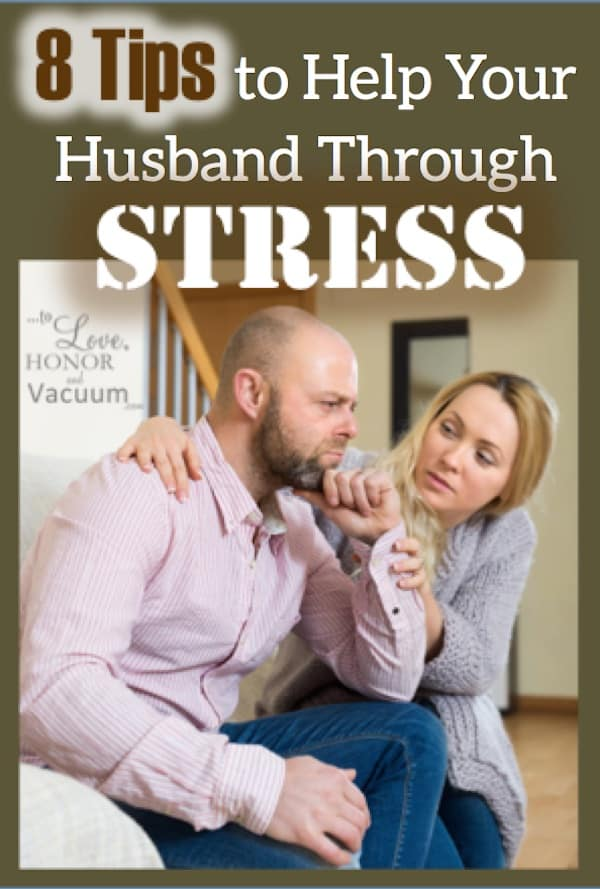 Reader Question: Why Is My Husband So Stressed All the Time?