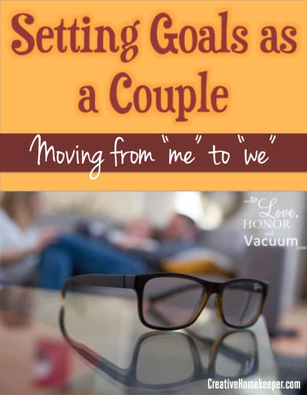 Setting Goals Couple - Wifey Wednesday: Setting Goals as a Couple