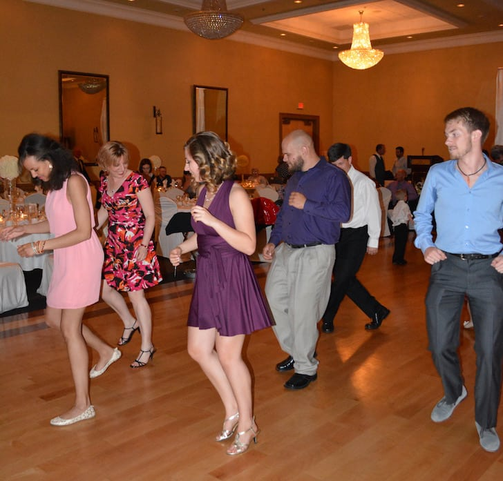 Line Dancing: A Fun hobby to do as a couple--with dozens of other suggestions for hobbies for couples to keep your marriage strong!