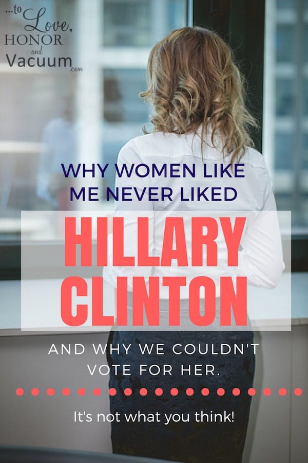 Hillary Clinton - On Economics, Sex, and Hillary Clinton's Relationship to Women Like Me
