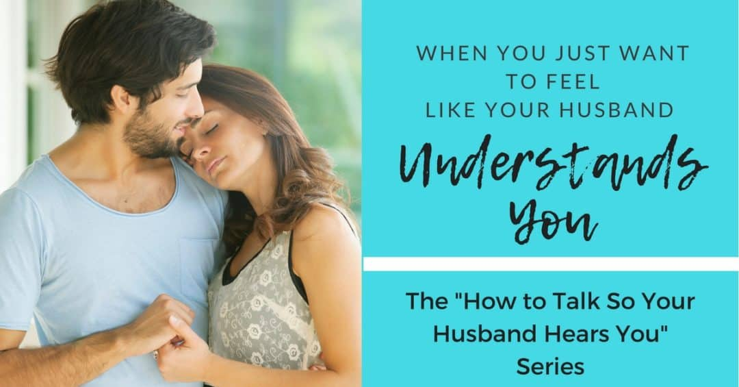 FB Husband Understands you - Iron Sharpens Iron: How to Speak Up when Something's Bugging You in Marriage