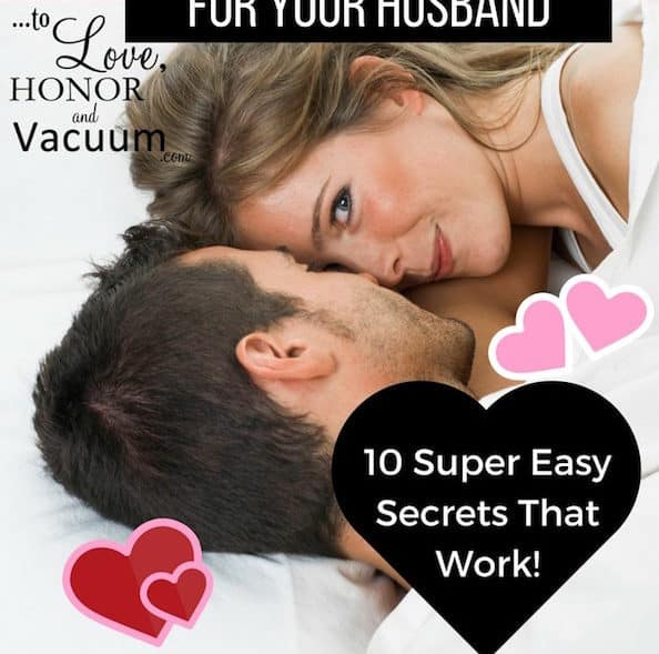 How to satisfy your husband in bed