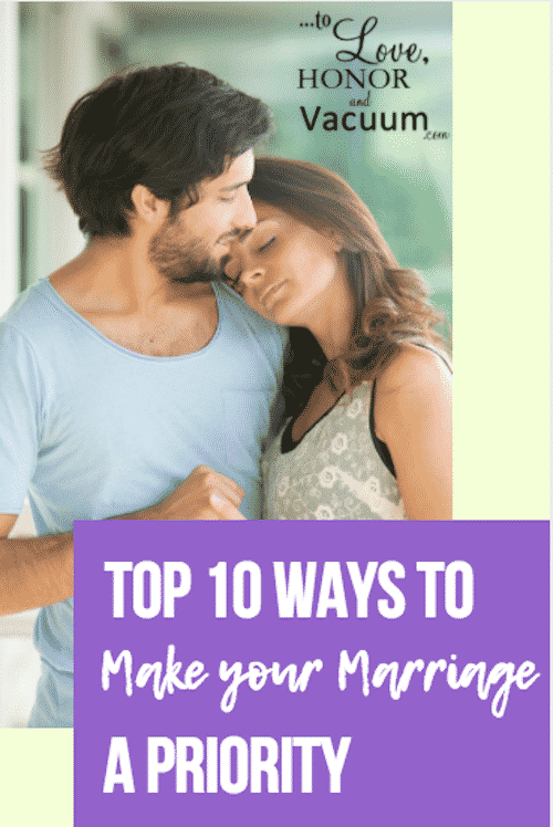 pin make marriage priority small - 10 Ways to Make Your Marriage a Priority
