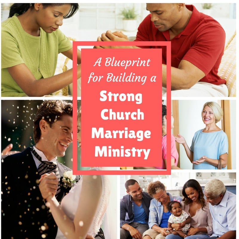 Strong Marriage Ministry Talk - How Can Churches Support Marriage--Audio Download