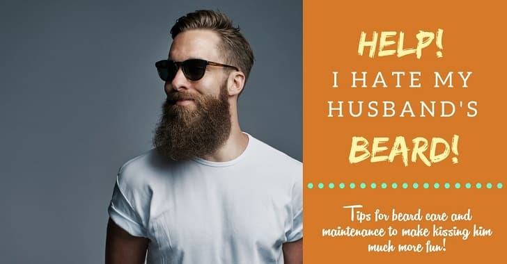 Reader question:  How Do I Kiss a Beard?