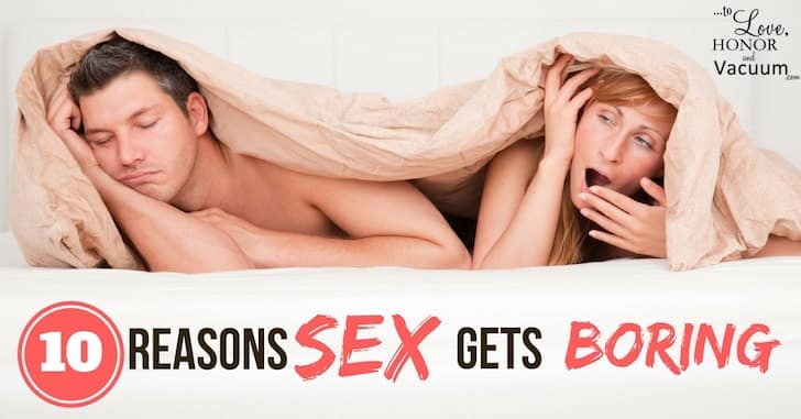 FB Why Sex Gets Boring - Stages of Sex Series: The Glory Years When Things Are Going Great