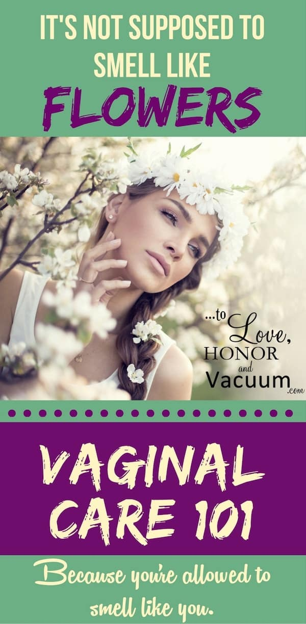 Does My Vagina Smell All Right? Tips to help you not be so self-conscious--and figure out what's normal!