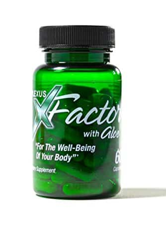 Plexus X Factor (60 count)