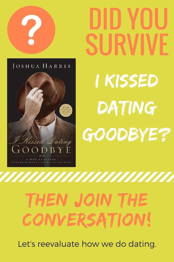 Chapter 2 i kissed dating goodbye