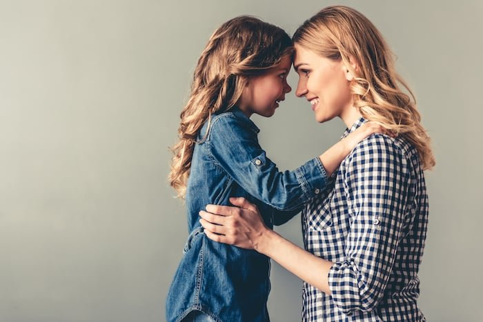 Mom Young Daughter - The Whole Story: A Puberty Course for Moms and Daughters