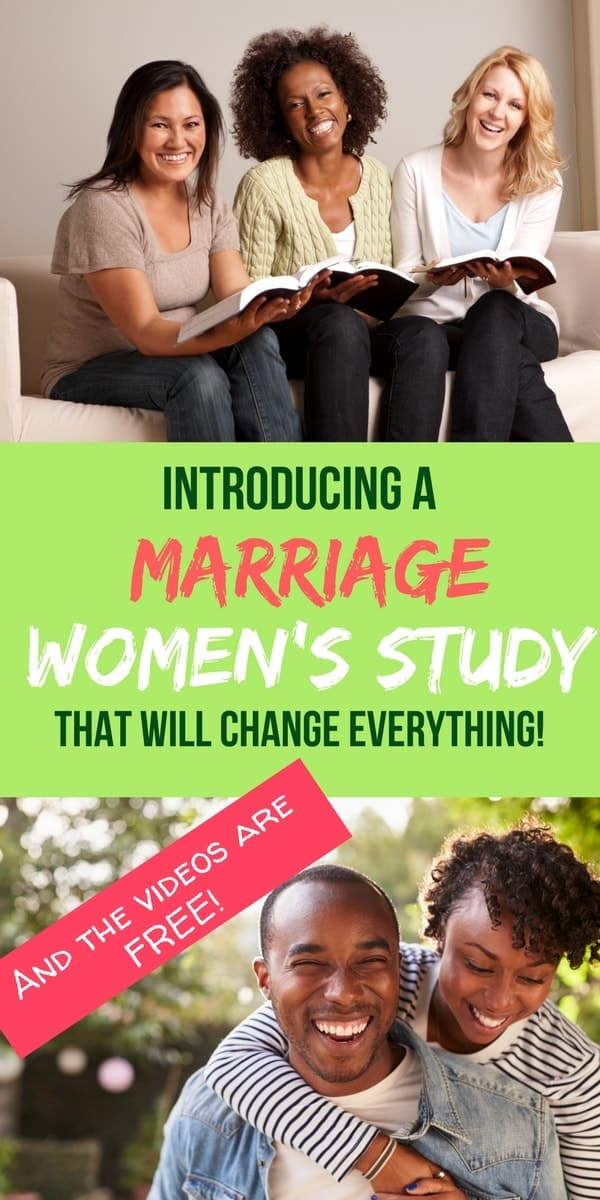 An Online Women's Group Study that Will Change Your Marriage--and it's FREE!
