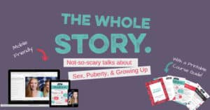 FB The Whole Story PUberty Course 300x157 - FB The Whole Story PUberty Course