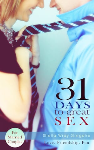 31 DaysCoverHR - 29 Days to Great Sex Day 1: The Act of Marriage