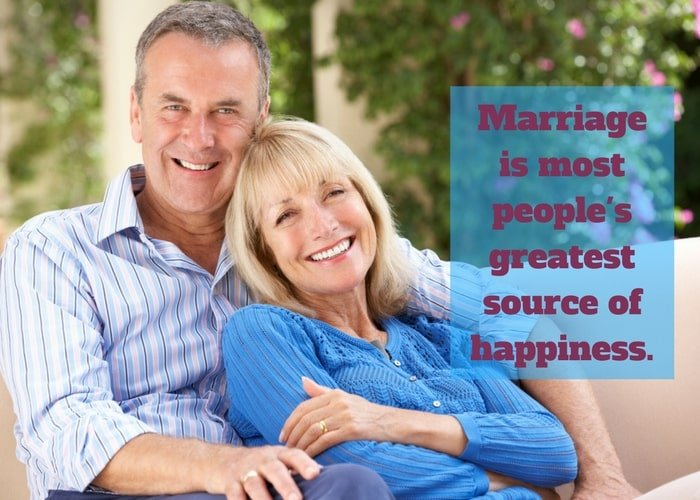 Why Marry Marriage is Happy - Top 10 Reasons to Get Married