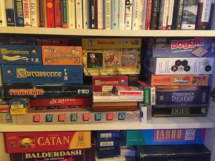Board Games - Top 10 Marriage Habits to Cultivate this New Year!