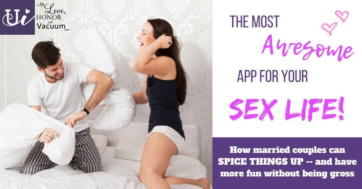 The Most Amazing App to Rev Up Your Sex Life!